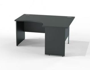 Black Office Desks