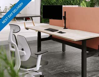 Unite Contract Sit/Stand Desks