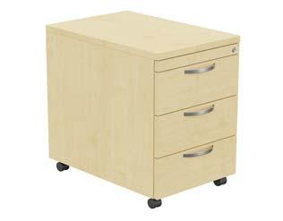 Next Day Wooden Desk Pedestals