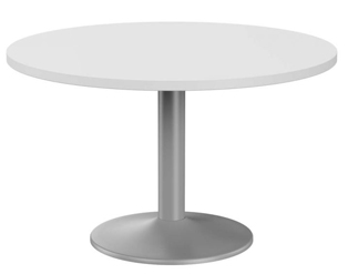 White Meeting Tables