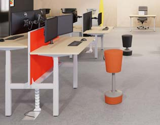 - Sit/Stand Desk Accessories -