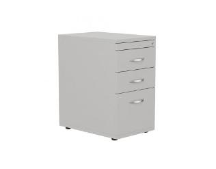 Wooden Desk High Pedestals
