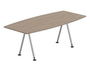 Barrel Shaped Boardroom Tables