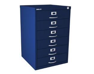 F Series Filing Cabinets - Classic Handles