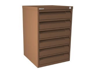 F Series Filing Cabinets - Flush Front