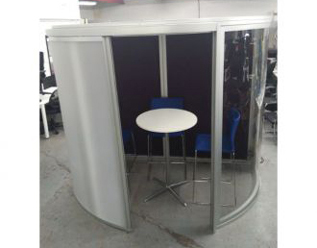 Second Hand Meeting Pods