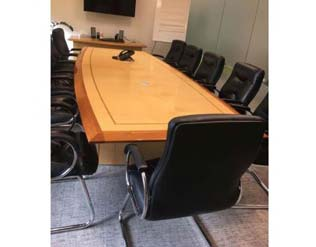 Second Hand Boardroom Tables