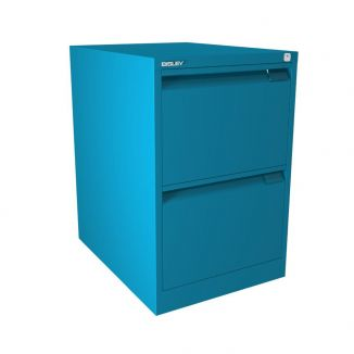 Filing Cabinets, Bisley BS Executive - Bright Colours