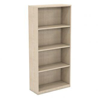 Concept Wooden Office Bookcase - 1725mm