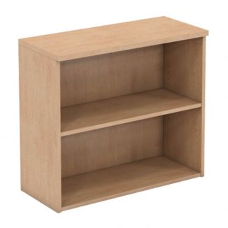 Concept Wooden Office Bookcase - 725mm