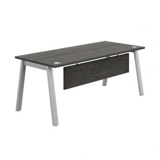 Executive Desk with Modesty Panel