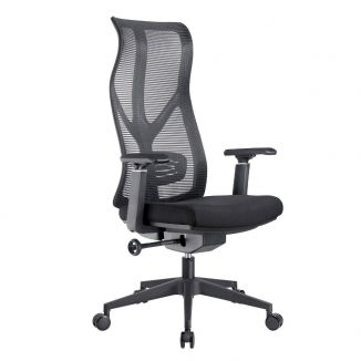 Air Mesh Plus Office Chair with Headrest