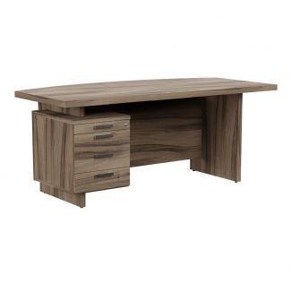 Executive Desk with Drawers
