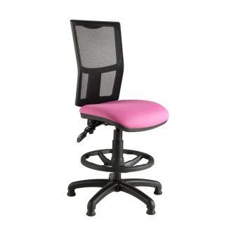 Draughtsman Chair with Mesh Back