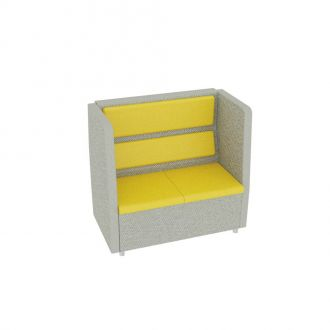 2 Seater Booth Sofa