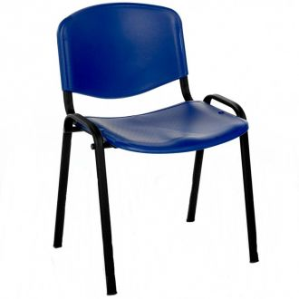 Plastic Flipper Chair - Blue
