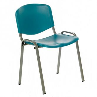 Plastic Flipper Chair - Green