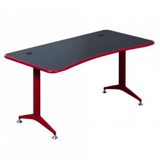 Gaming Desk - Black & Red