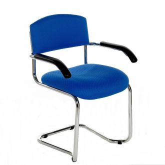 Low Back Visitor Chair - Arms
