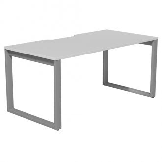 Dusk Bench Desk - Square Legs