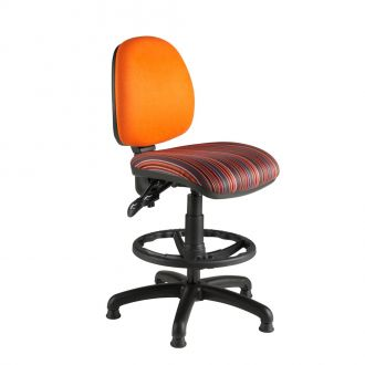 Draughtsman Chair with Medium Back