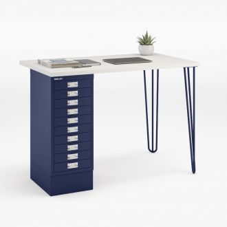 Bisley MultiDesk with Durable Ply Top