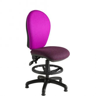 Draughtsman Chair with Round Back