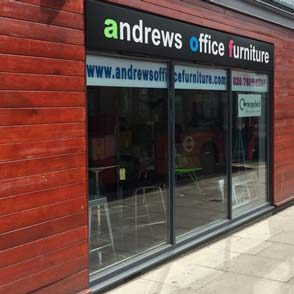 AOF: Our North London Showrooms