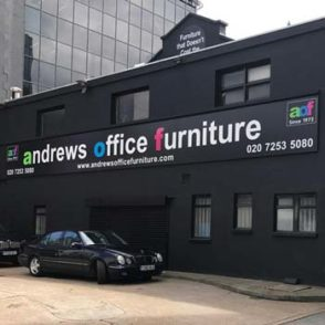 Our East London & Essex Showrooms