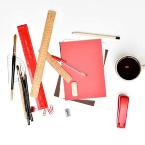 Clear the Clutter! Office Storage